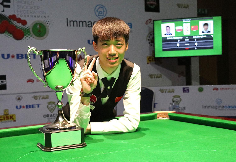 Theme simply Amateur snooker tournaments