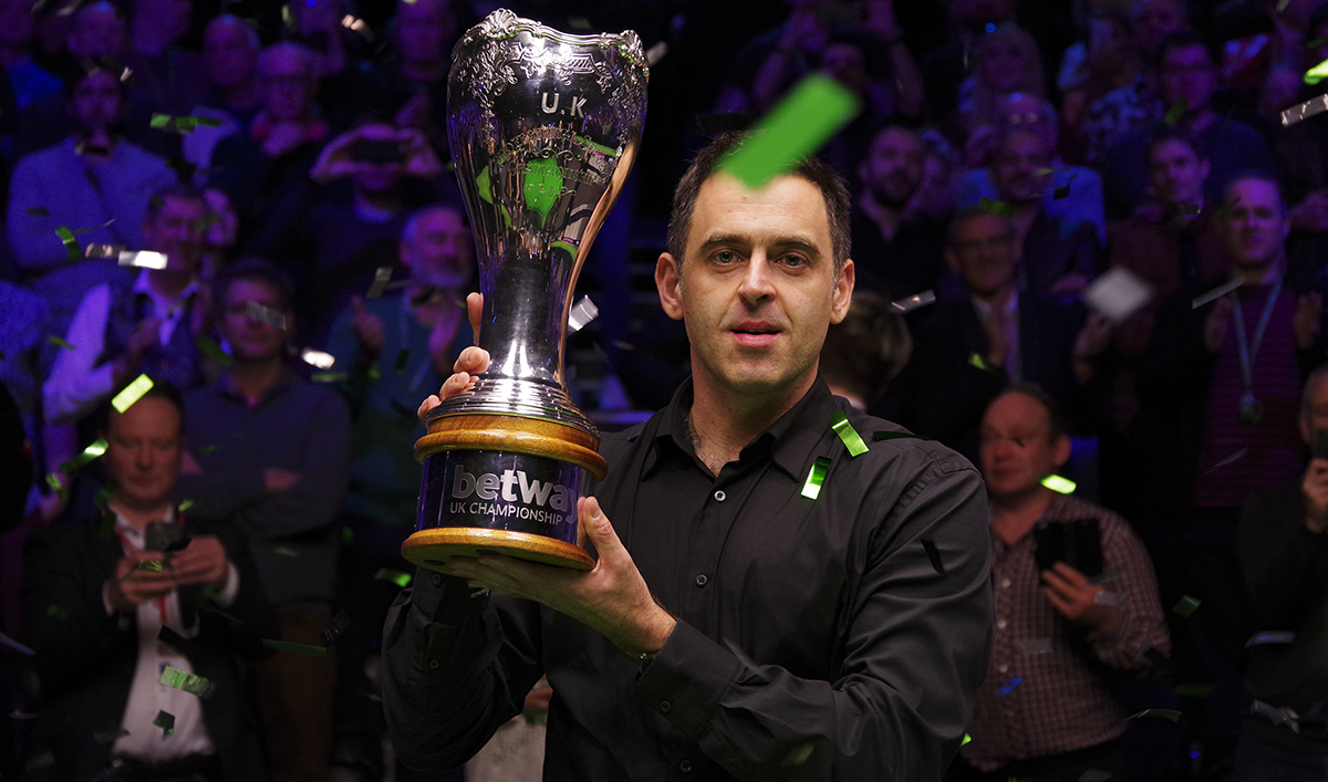 Betway UK Championship Draw And Format - World Snooker
