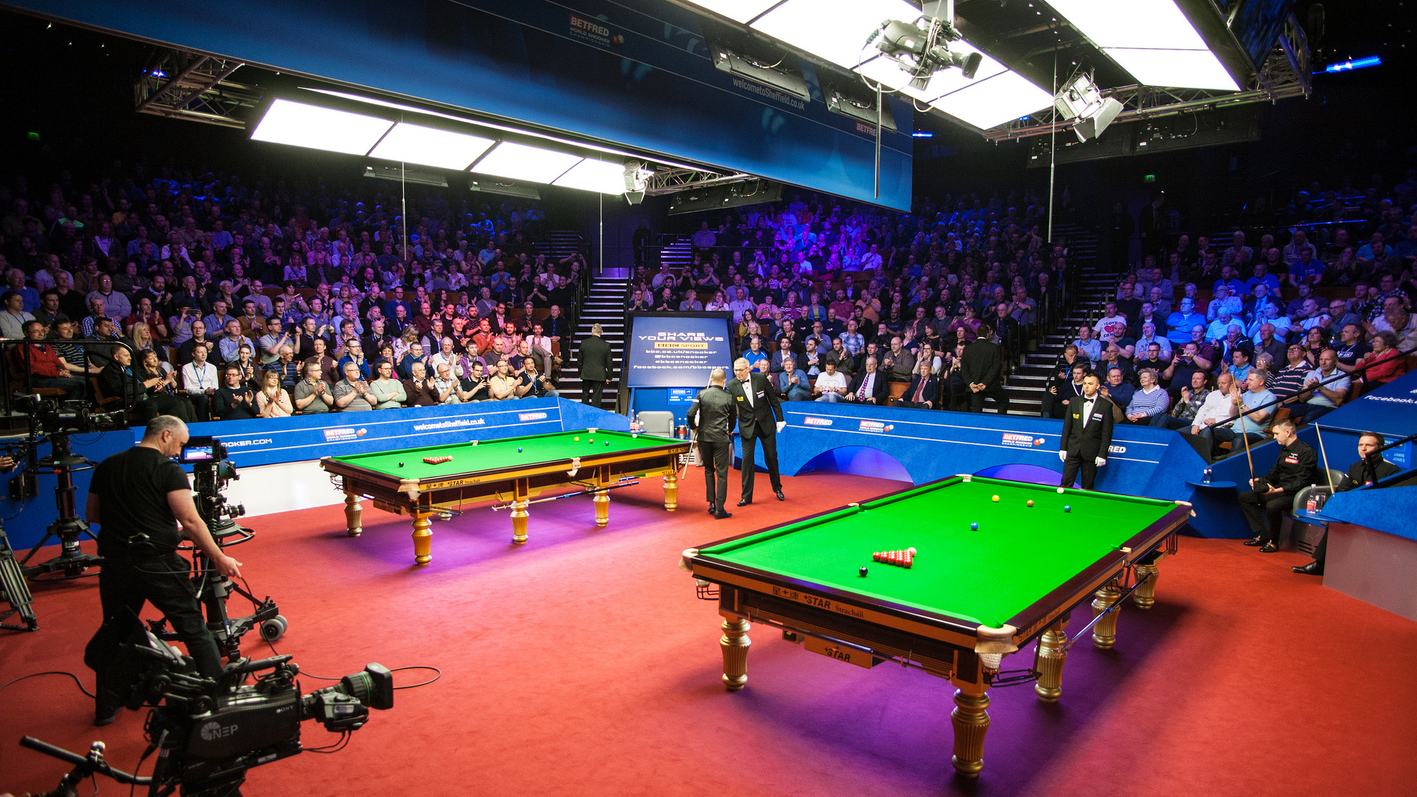 Betfred World Snooker Championship Tickets For 2020 – On Sale May 5th & 6th 2019