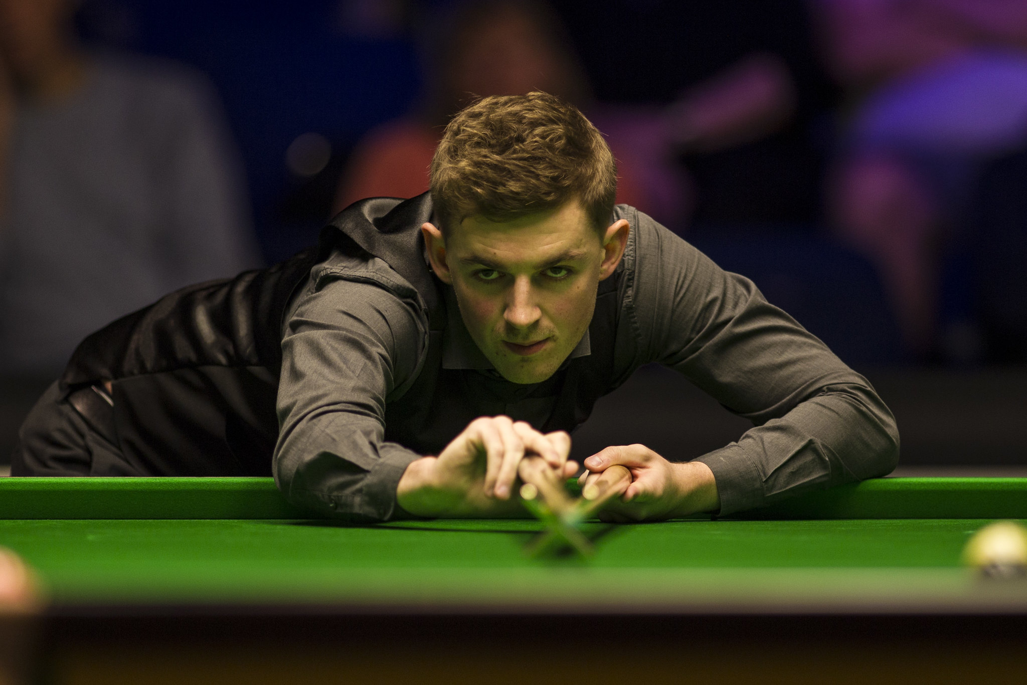 Amateur Cahill To Make Crucible History - World Snooker