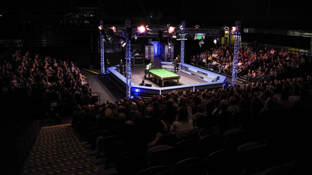 Snooker World Open