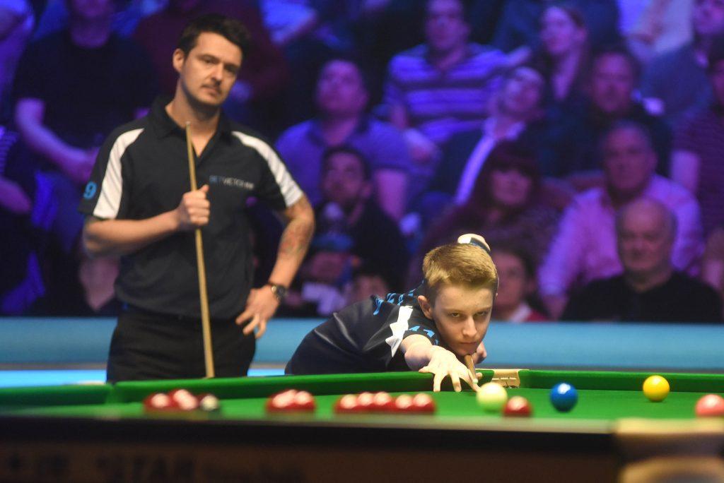 English Open Snooker 2020