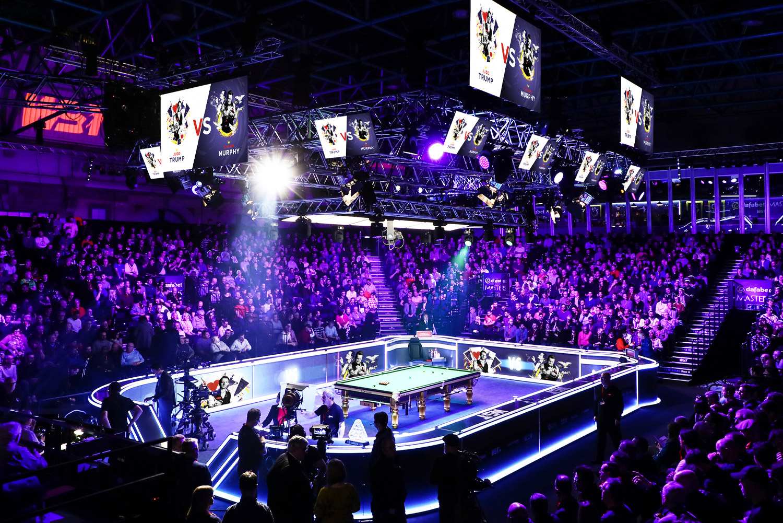 2020 Masters enhanced arena