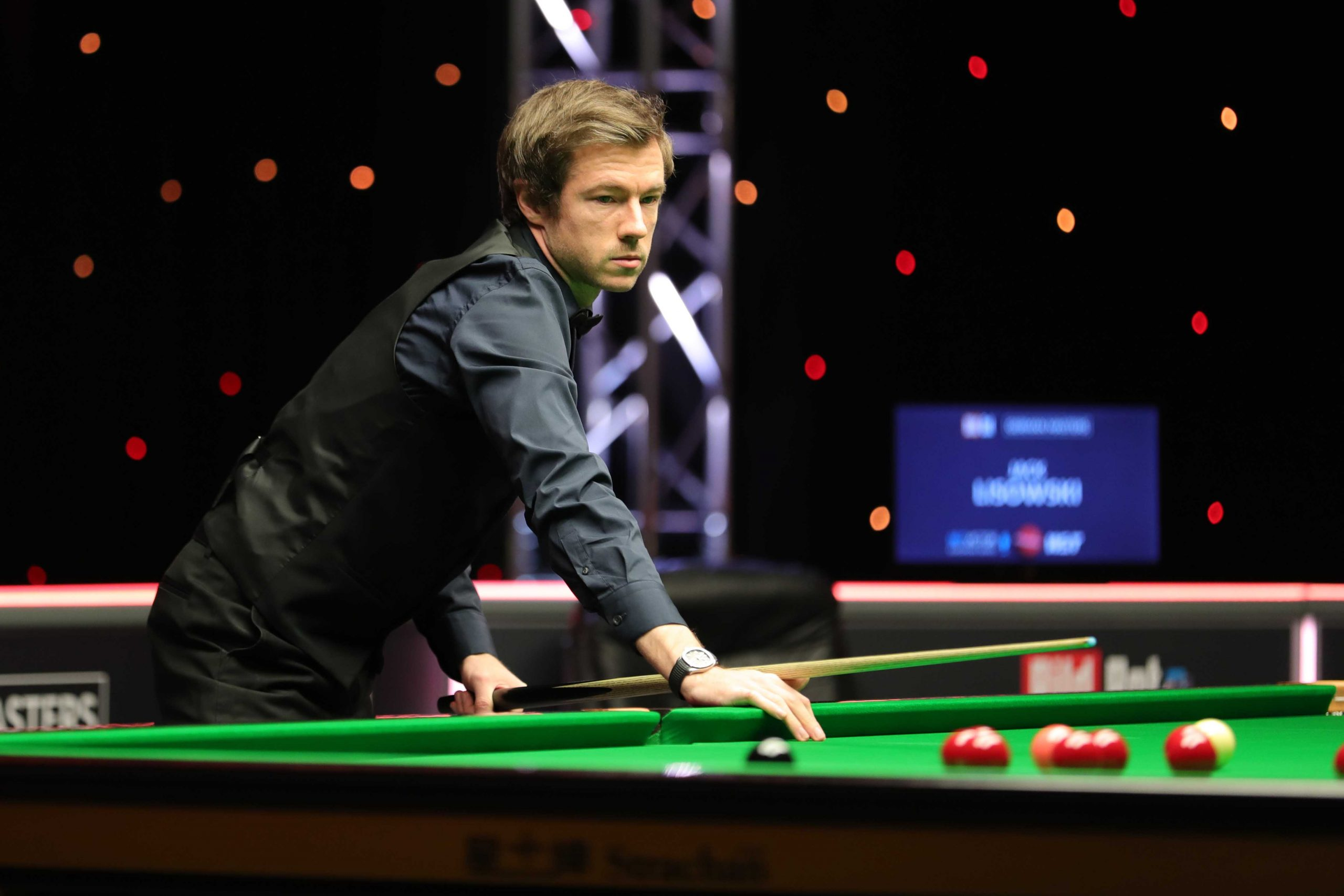 Lisowski Sets Up Trump Showdown World Snooker