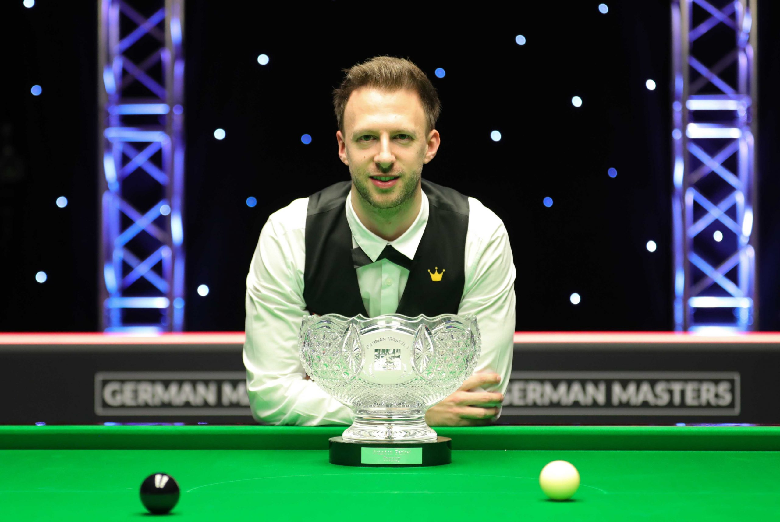 Judd Trump Wins The 2021 German Masters Ronnie O Sullivan
